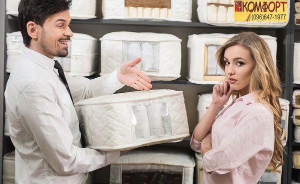 Как нужно выбирать ортопедический матрас
